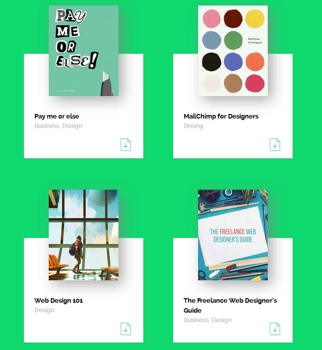 25 интересных книг для дизайнеров в открытом доступе
