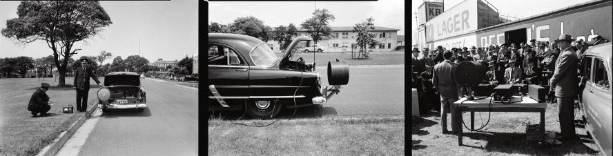 Картинки по запросу 1958 - Первые радары контроля за скоростью автомобилей установлены в Лондоне.
