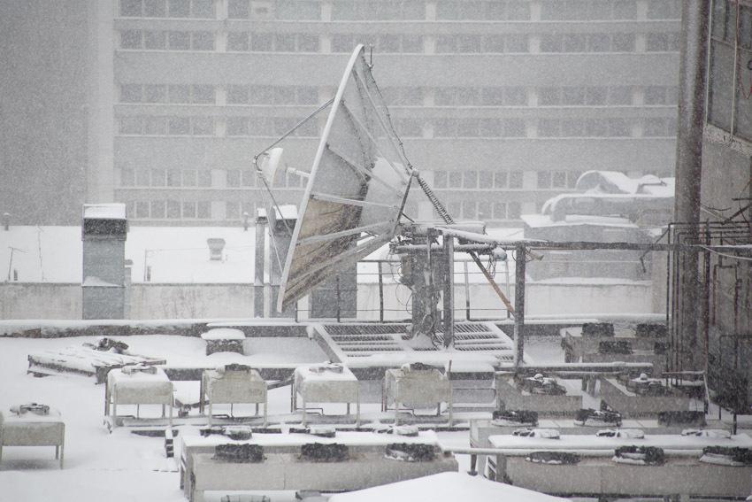 20 лет строительства и обслуживания спутниковой сети