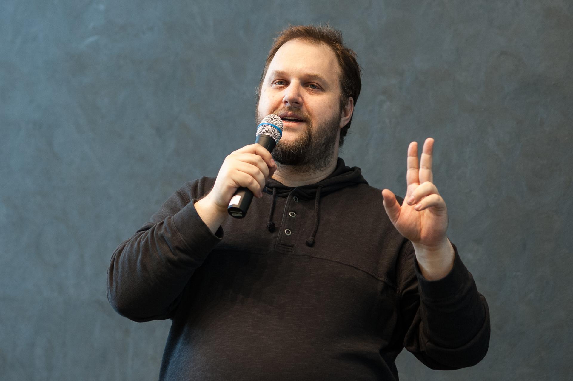 Как закончить Театральный институт и стать руководителем в Yandex – лекция  ...