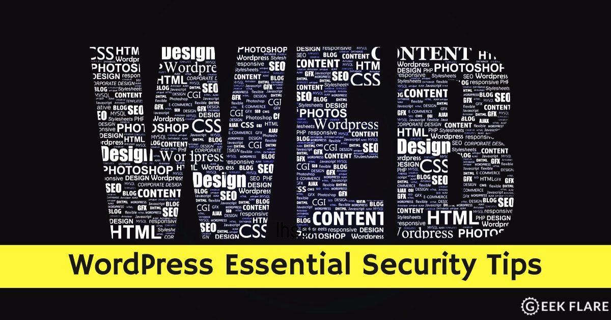 Полезные плагины и советы по безопасности для WordPress