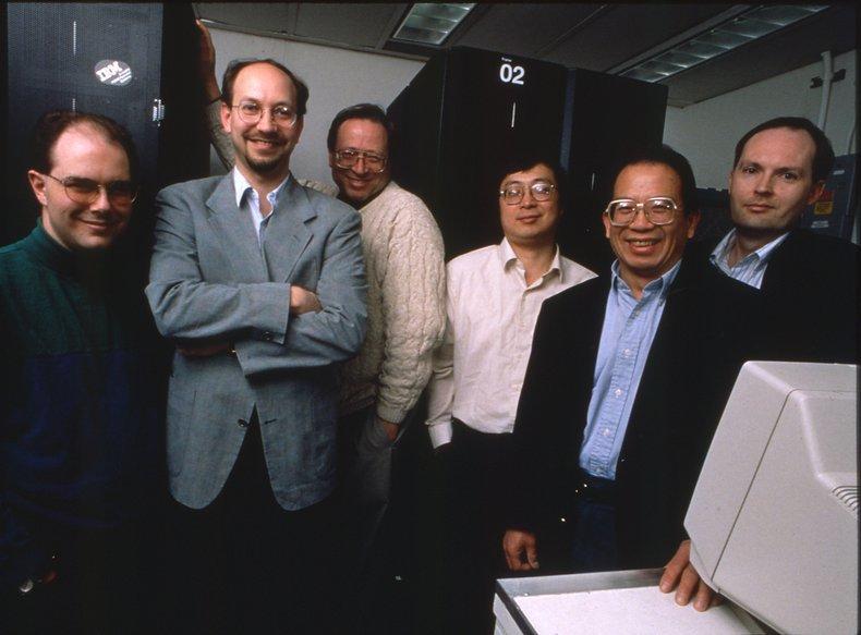 Каспаров и компьютер