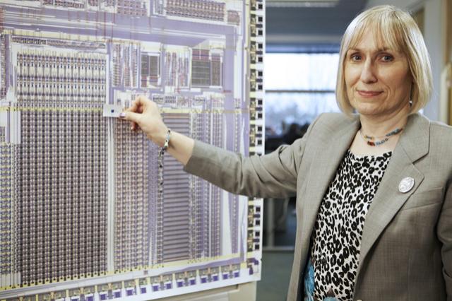 Женщины, повлиявшие на развитие информационных технологий