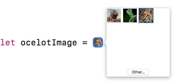 UIColor и UIImage в XCode 8 при помощи литералов