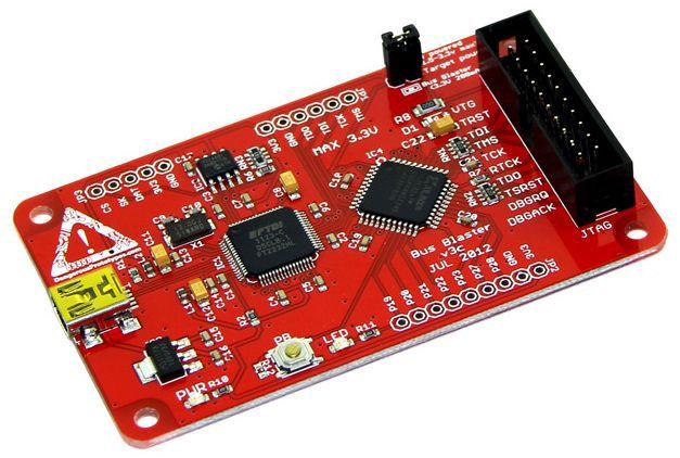 Bus Blaster — универсальный скоростной bit-bang интерфейс