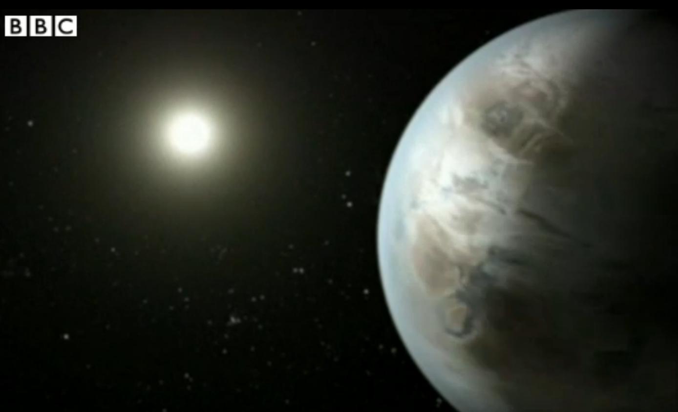 Kepler-452b. Очередной «двойник» Земли в созвездии Лебедя.