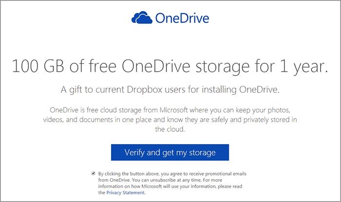 Microsoft пользователям Dropbox дарит 100 ГБ | [Infoclub.PRO]