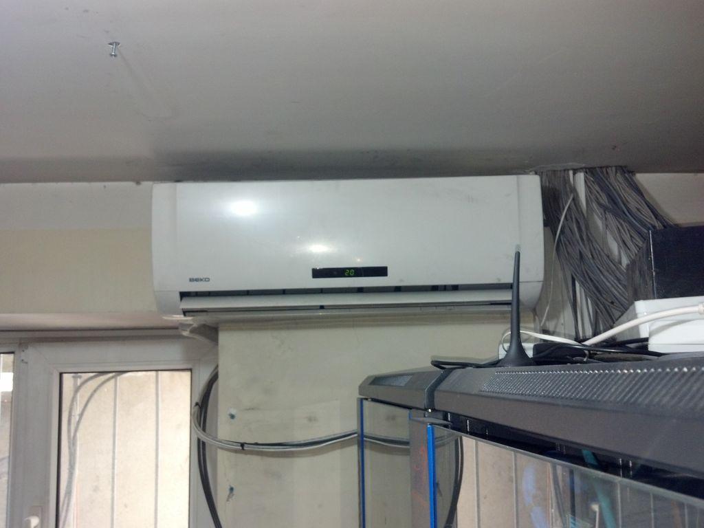 Вентиляция шкафа