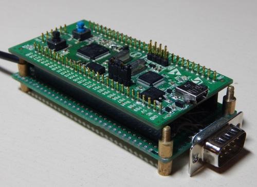 CAN-USB адаптер из stm32vldiscovery