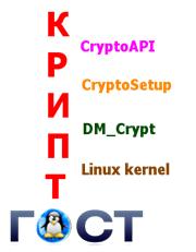 CryptoAPI ядра Linux: разработка и применение российской криптографии