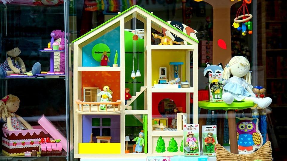 создать интернет-магазин игрушек бесплатно