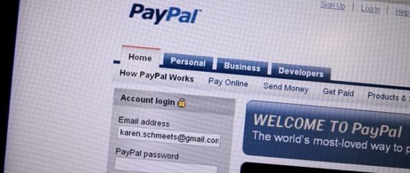PayPal authorization