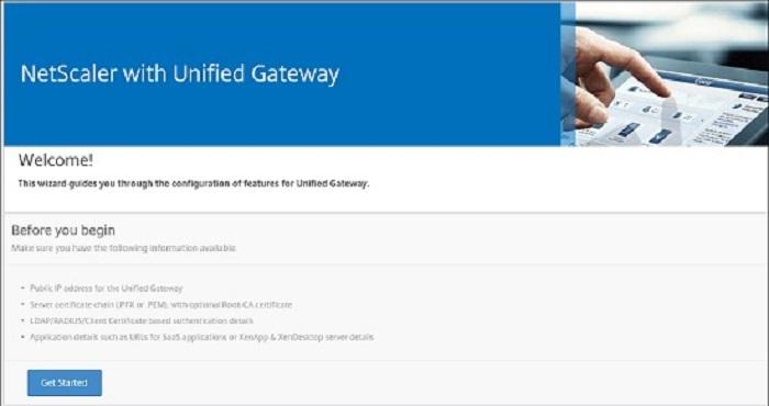 NetScaler Unified Gateway: безопасное решение для приложений через единый URL-адрес