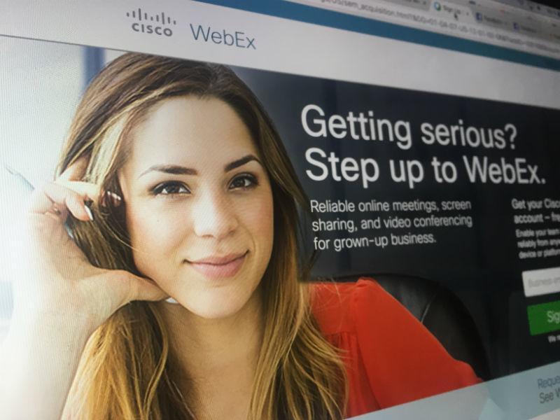 Уязвимость расширения для проведения веб-конференций Cisco WebEx позволяет осуществлять выполнение произвольного кода