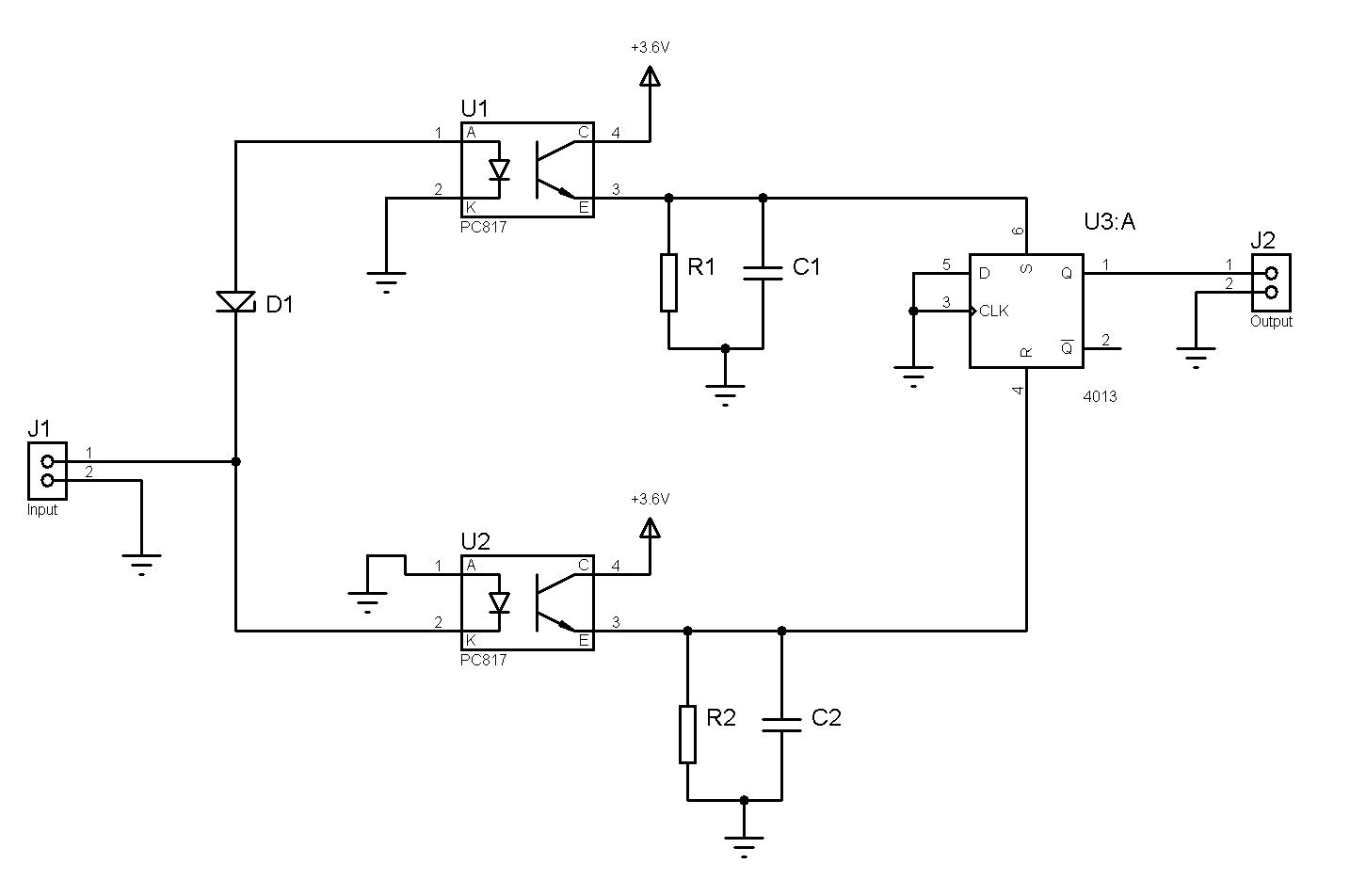 схема pic10f222