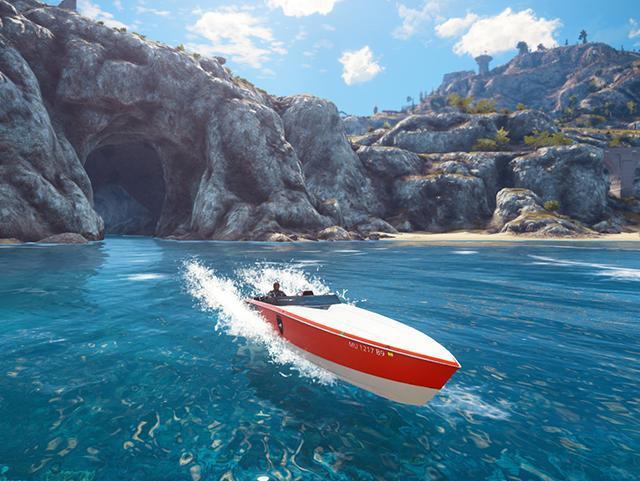 Модель взаимодействия судов с водой в видеоиграх: часть 2