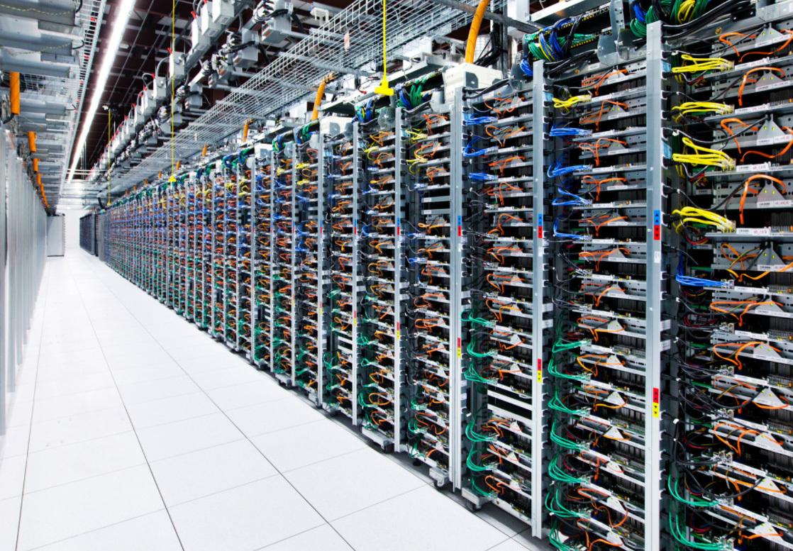 Дата-центры гугла с чем связан рост биткоина
