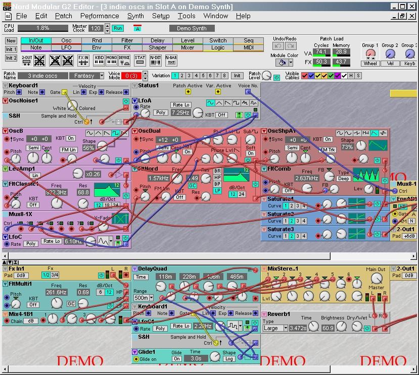 VOID Modular System