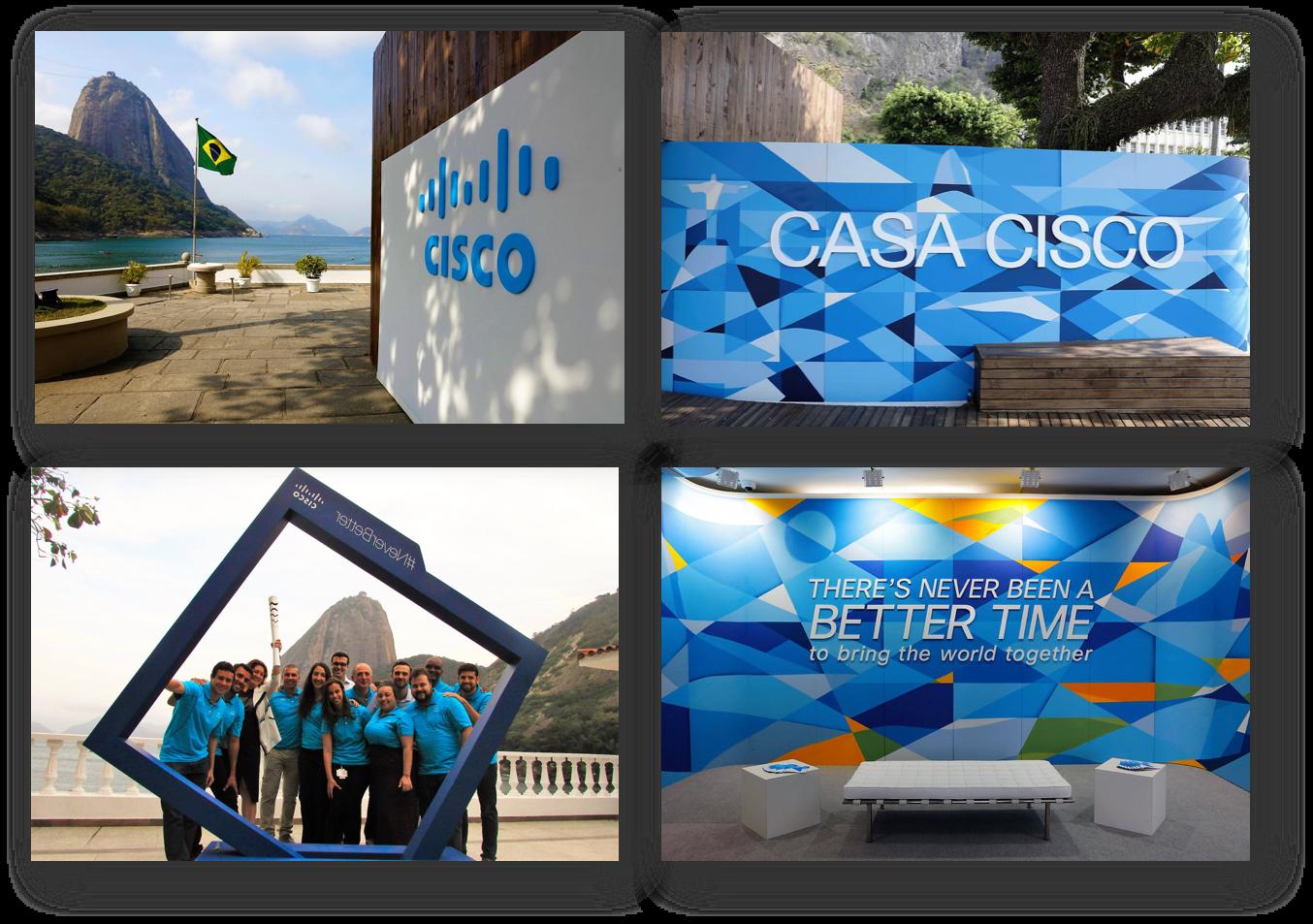 Cisco в Ріо