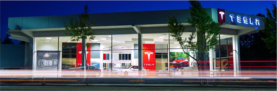 Tesla Motors откроет сеть электрозаправок в России и Украине