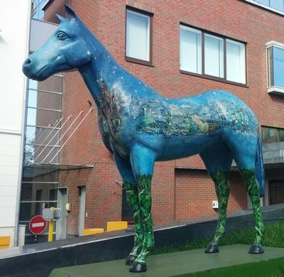 Лошадь Яндекса