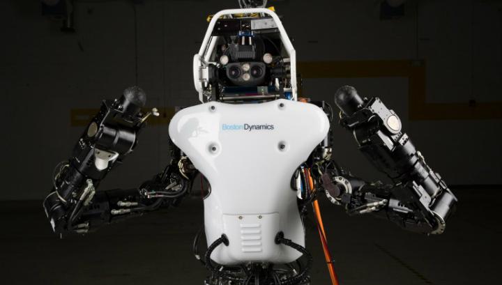 Двуногий робот Atlas. Новое поколение