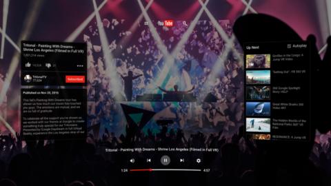 Настройки видео в виртуальной реальности