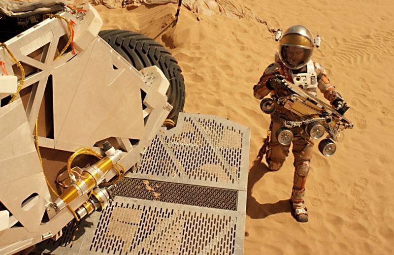 Первый баг на Марсе