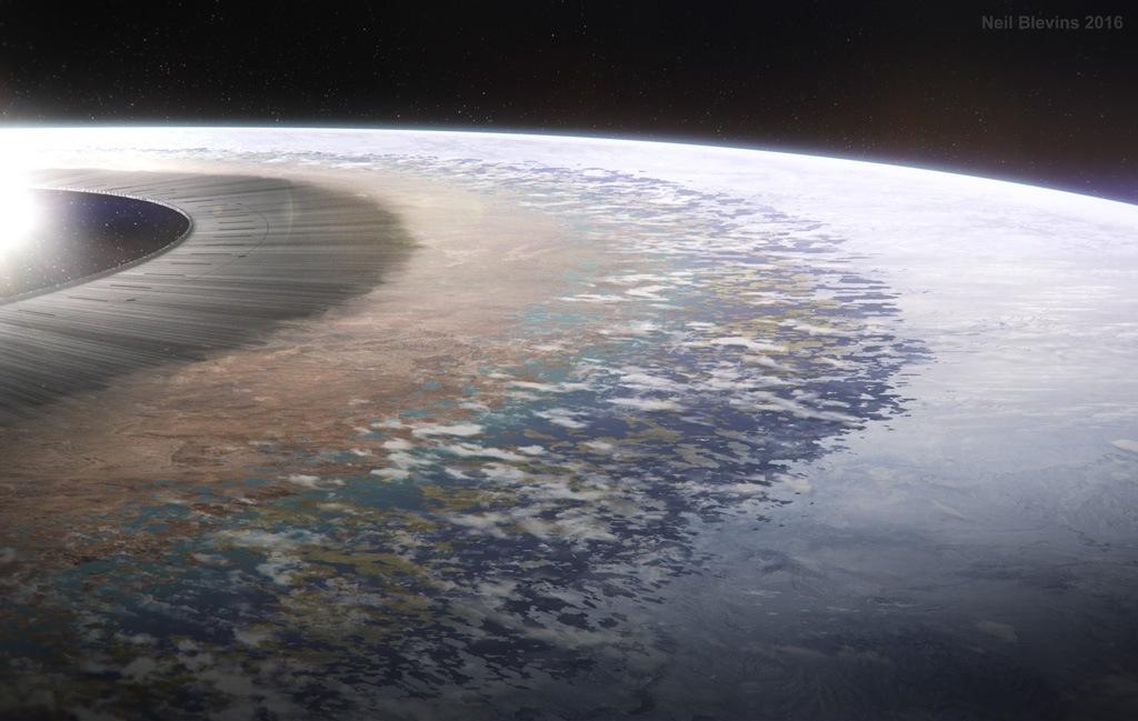Ученые утверждают, что кольца вокруг звезд говорят о создании планет