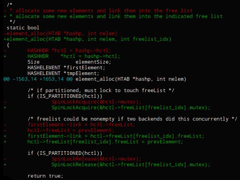 Контрибьютим в PostgreSQL: примеры реальных патчей, часть 1 из N