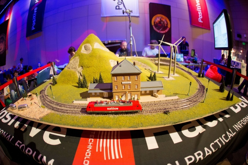 Стенд EAST 4 SCADA: как устроить аварию на железной дороге