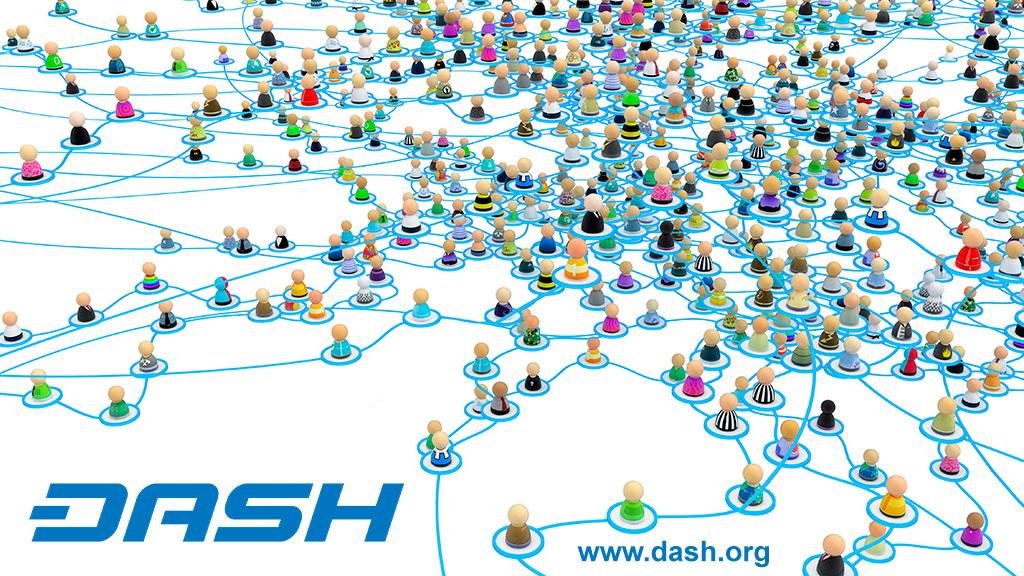 """DASH """"Эволюция"""" анонсирована как """"Социальная платёжная сеть"""""""