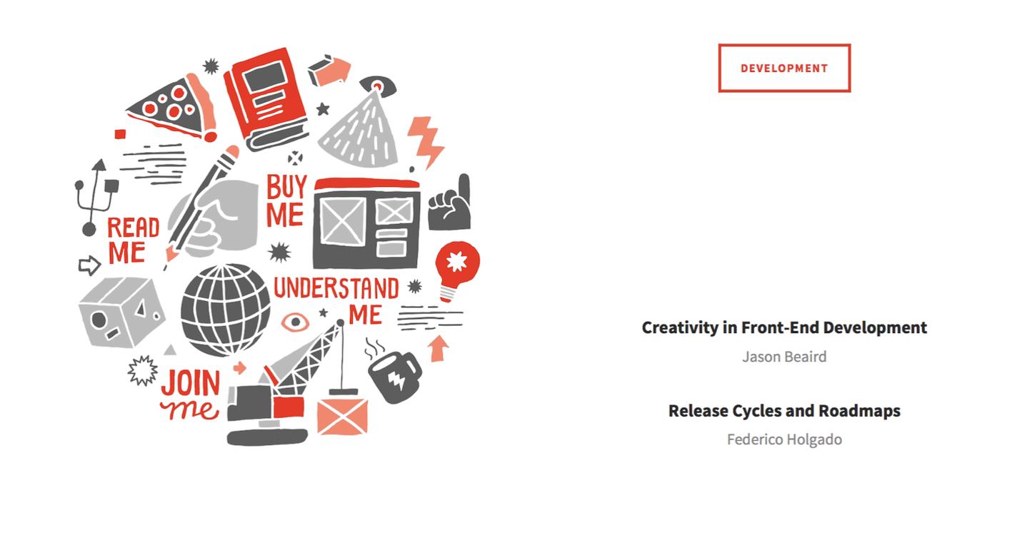 UX-команда MailChimp: Креативность и дорожные карты [7-я часть книги]
