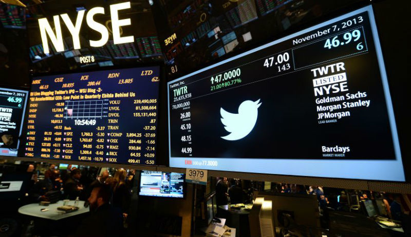 Social networks, finance and robots: As the trader earned $2,4 million in 28 minutes by means of one tweet