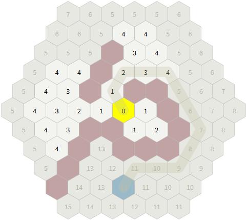 Создание сеток шестиугольников