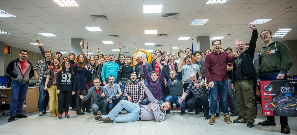 Global Game Jam Minsk 2015: как сделать игру за 48 часов?
