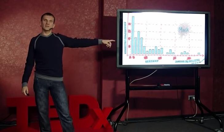 Как я выступал на TEDx и упомянул там хабру