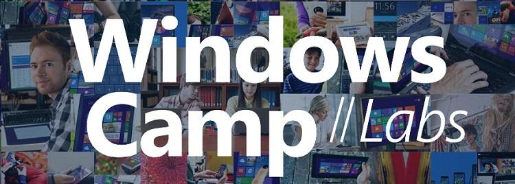 Windows Camp //Labs — как научиться разрабатывать универсальные приложения Windows 10 за один день