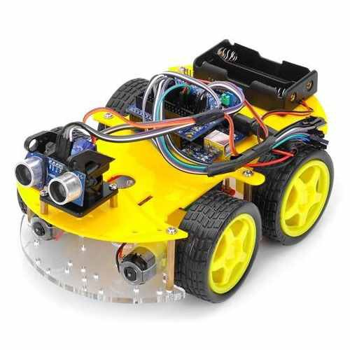 Robotale: радиоуправляемая
