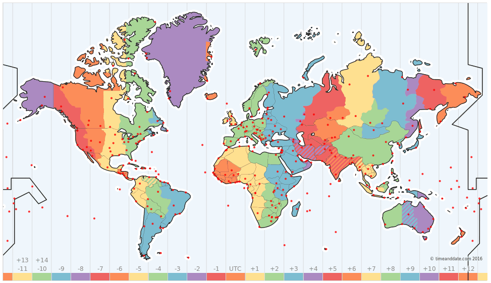 tz map