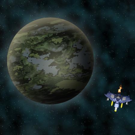Рецепт вращения планет в космосе на HTML5 + JavaScript