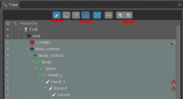 Анимация в Spine, советы и рекомендации, псевдо 3D эффект / Хабр