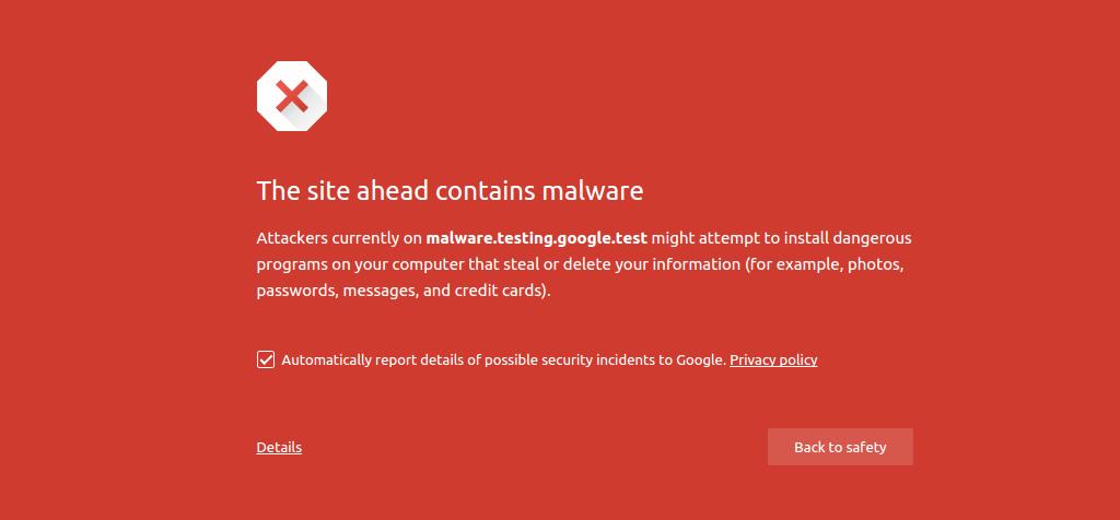 Основные угрозы безопасности сайта
