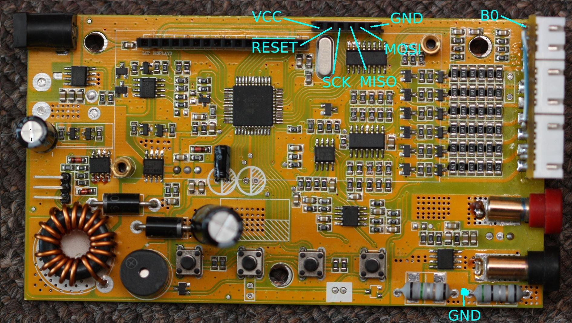 Зарядка imax b6 схема