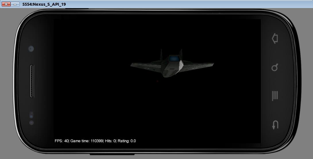 Простейшая 3D игра на libGDX под Android в 200 строк кода