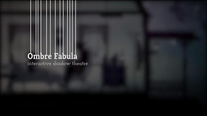 Технология Intel RealSense в игре Ombre Fabula с управлением жестами