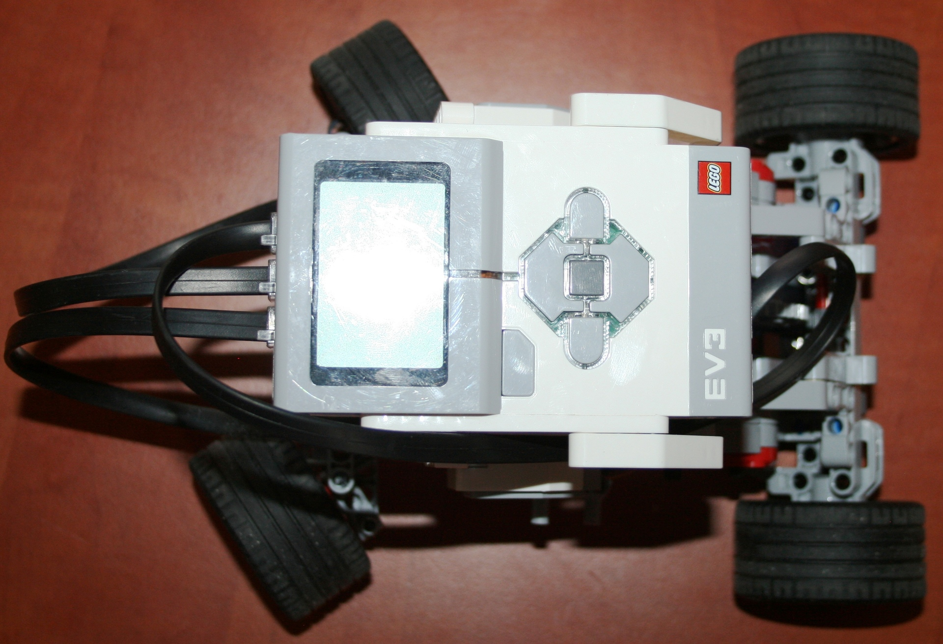 знакомство с конструктором lego mindstorms