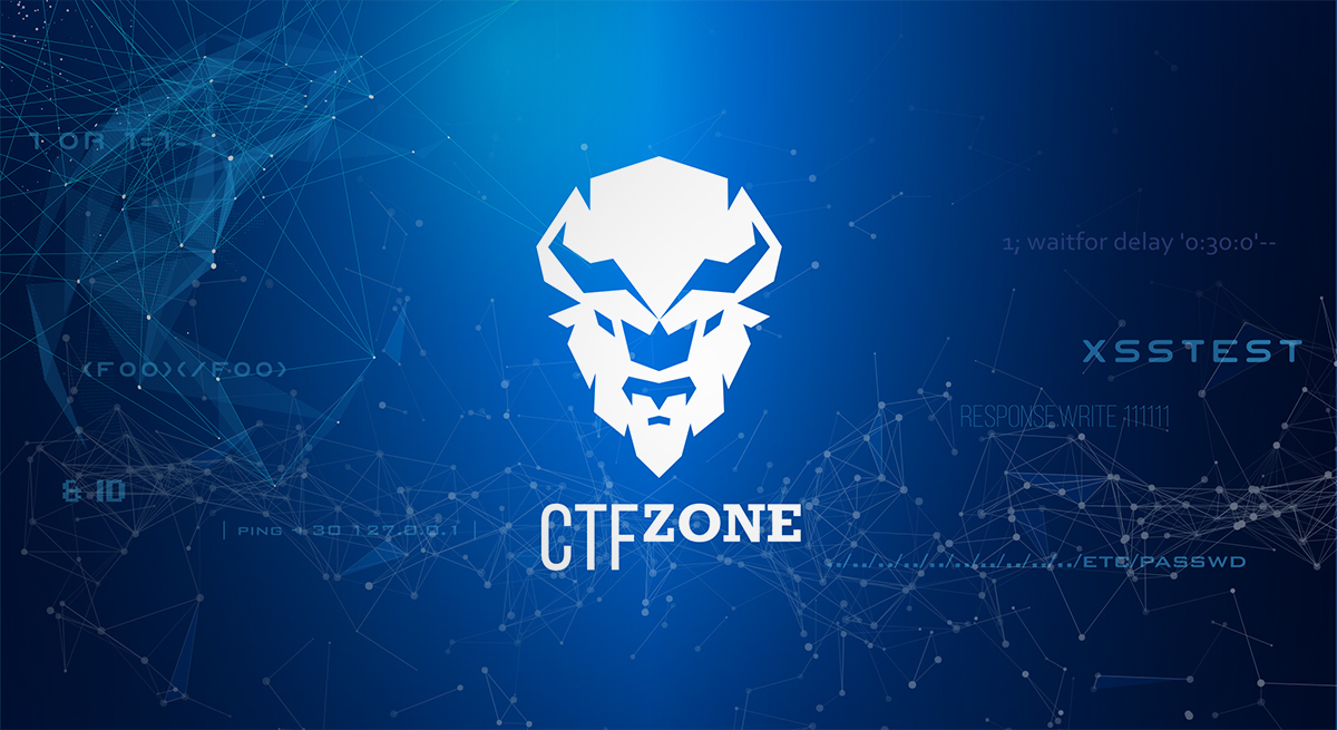 CTF от Bi.Zone на ZeroNights2016