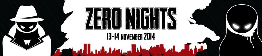 ZeroNights 2014: запретных тем нет
