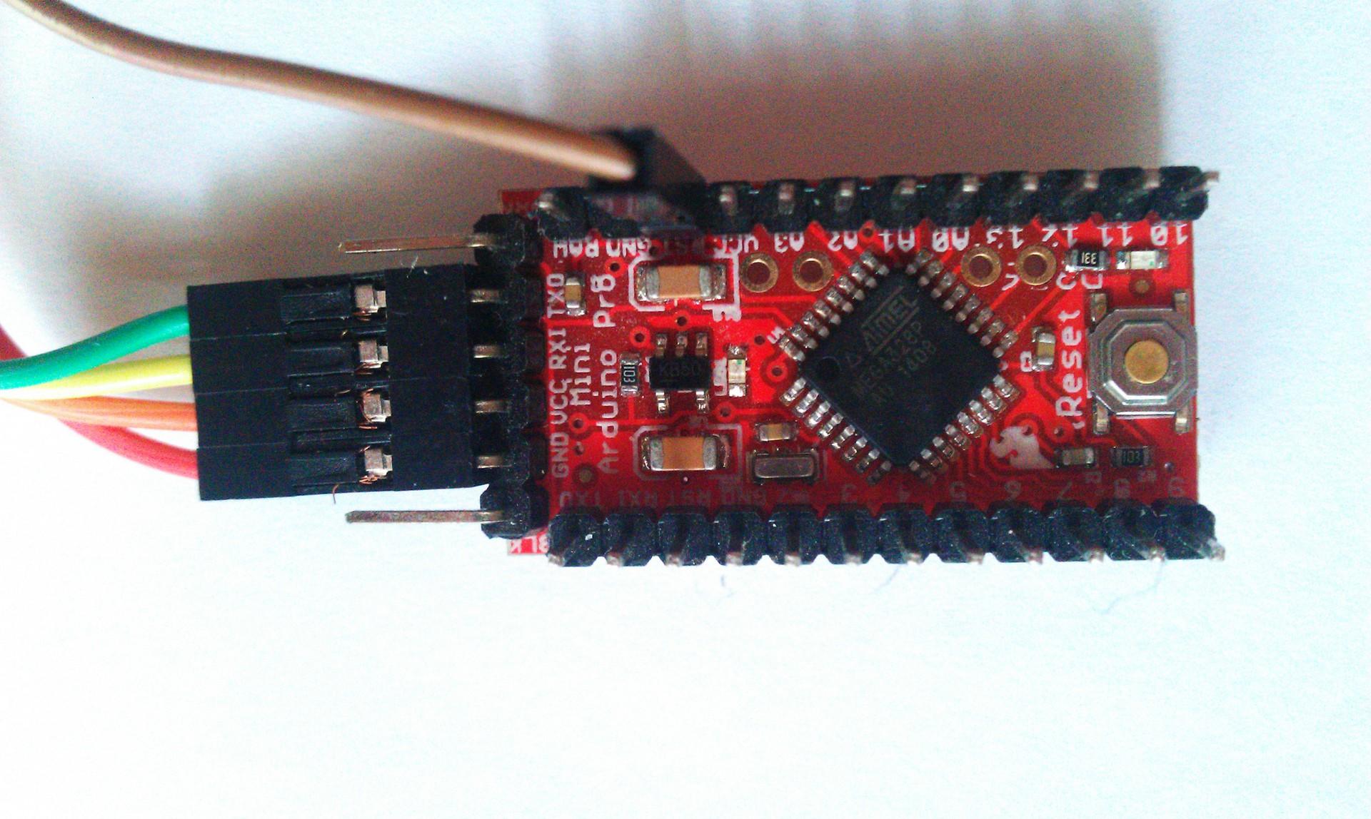 Как программировать arduino pro mini через cp — toster